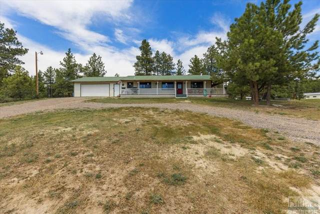23 Hay Coulee, Roundup, MT 59072 (MLS #319759) :: The Ashley Delp Team