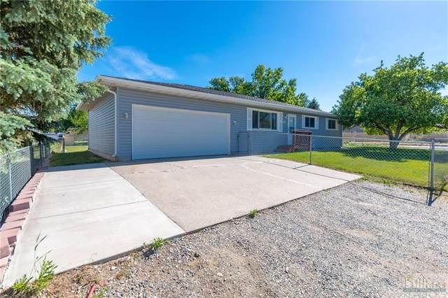 204 Rice Lane, Billings, MT 59105 (MLS #319761) :: Search Billings Real Estate Group