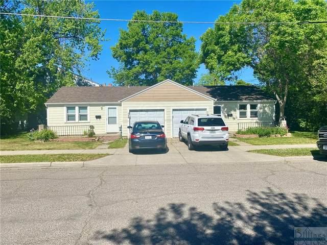 710 & 712 2nd Street West, Billings, MT 59106 (MLS #319772) :: MK Realty
