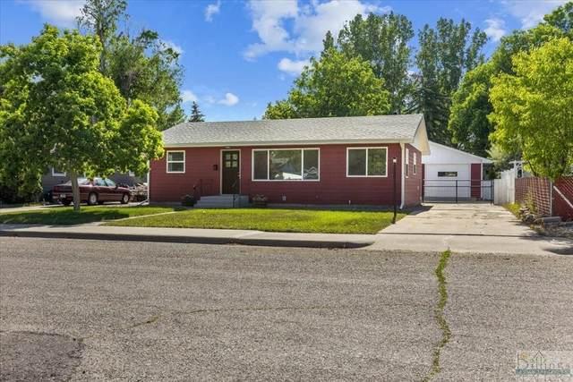 1026 3rd Avenue, Laurel, MT 59044 (MLS #319789) :: MK Realty