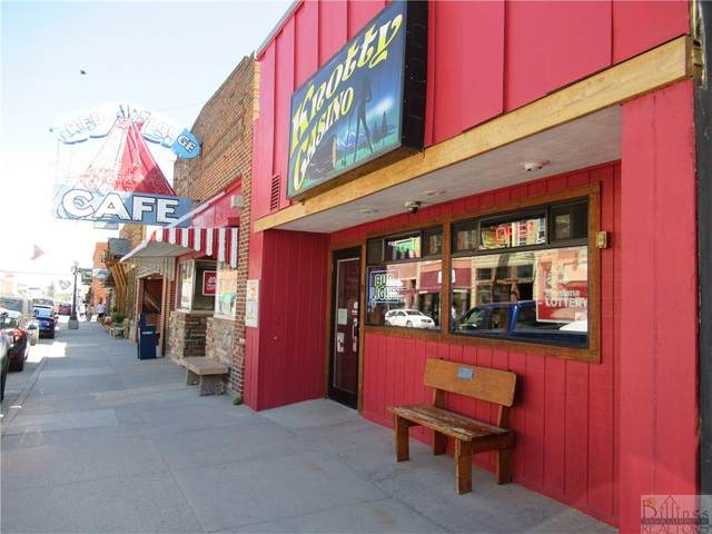 16 & 18 S Broadway Avenue, Red Lodge, MT 59068 (MLS #319797) :: Search Billings Real Estate Group