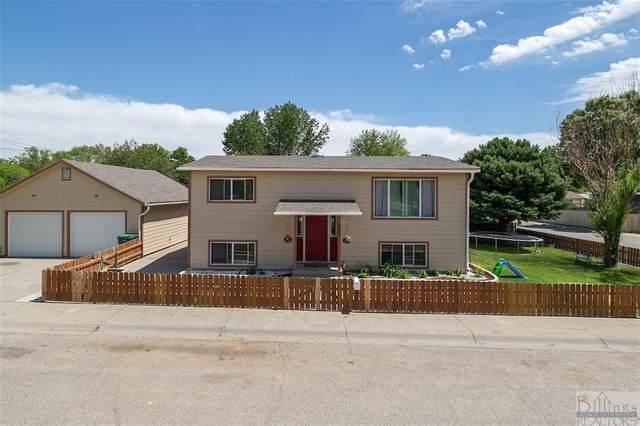 603 Hillview Lane, Billings, MT 59101 (MLS #319802) :: Search Billings Real Estate Group