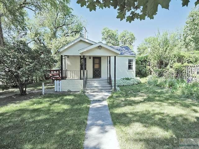 1130 N 23rd St., Billings, MT 59101 (MLS #319814) :: MK Realty