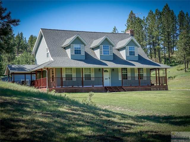 210 Canyon Rd., Roundup, MT 59072 (MLS #319822) :: The Ashley Delp Team