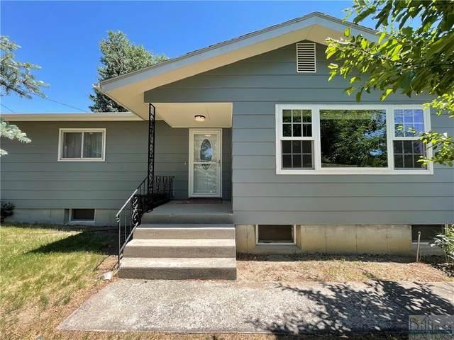 2437 Dahlia, Billings, MT 59102 (MLS #319830) :: Search Billings Real Estate Group