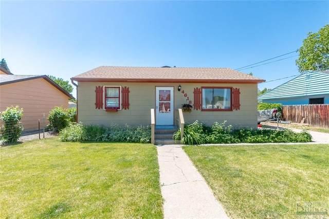 4618 Ruth Avenue, Billings, MT 59101 (MLS #319834) :: Search Billings Real Estate Group