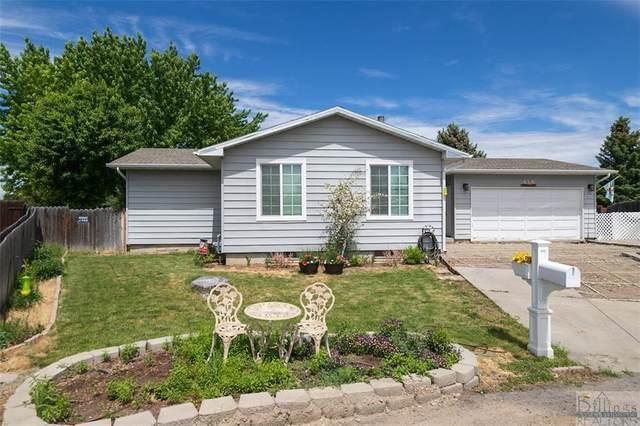 414 Greenspring Place, Billings, MT 59102 (MLS #319839) :: Search Billings Real Estate Group