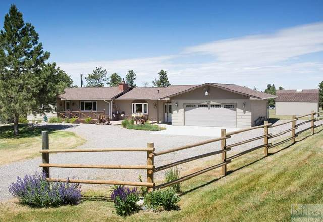5555 Forest Hills Drive, Billings, MT 59101 (MLS #319842) :: Search Billings Real Estate Group