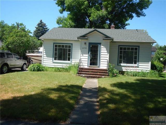 2208 Pine St, Billings, MT 59101 (MLS #319851) :: Search Billings Real Estate Group