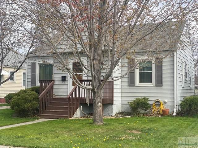 831 Terry Ave, Billings, MT 59102 (MLS #319859) :: Search Billings Real Estate Group