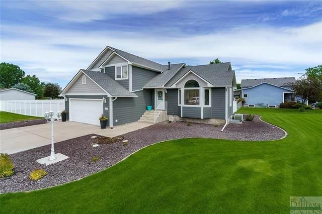 9113 Snow Water Drive, Billings, MT 59101 (MLS #319865) :: Search Billings Real Estate Group