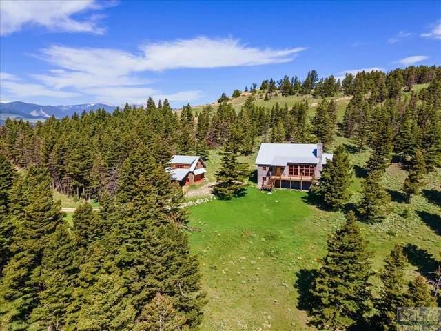72 Eagle Trail, Nye, MT 59061 (MLS #319867) :: Search Billings Real Estate Group