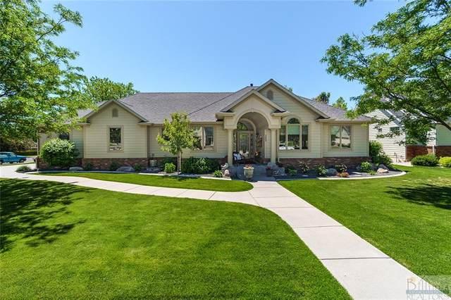 2600 Southridge Drive, Billings, MT 59102 (MLS #319885) :: Search Billings Real Estate Group