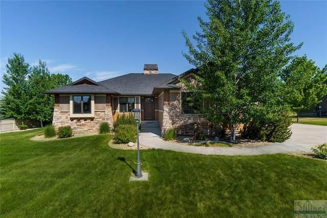 4052 Summerwood Drive, Billings, MT 59106 (MLS #319902) :: Search Billings Real Estate Group