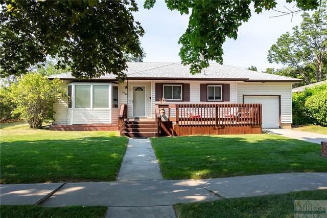 2007 Miles Ave, Billings, MT 59102 (MLS #319909) :: Search Billings Real Estate Group