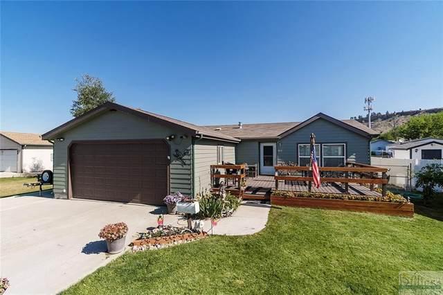 1032 Woodbine Creek Drive, Columbus, MT 59019 (MLS #319912) :: Search Billings Real Estate Group