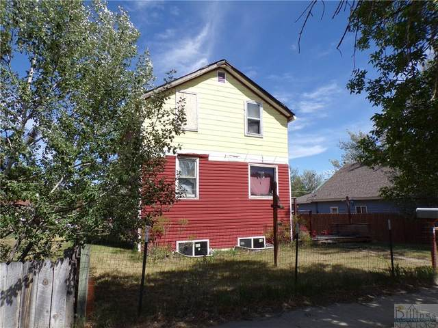 420 E First, Roundup, MT 59072 (MLS #319914) :: Search Billings Real Estate Group