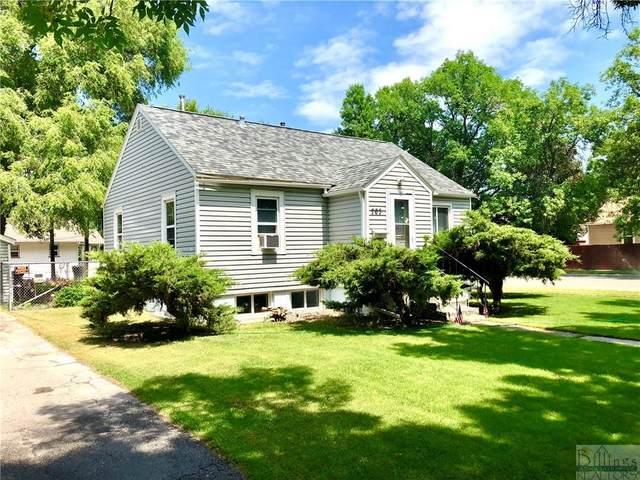 703 Miles Avenue, Billings, MT 59101 (MLS #319928) :: Search Billings Real Estate Group