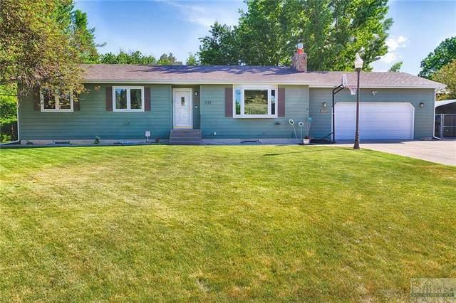 1112 Alkali Creek Road, Billings, MT 59105 (MLS #319931) :: Search Billings Real Estate Group