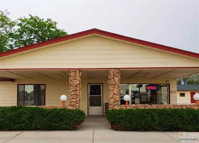 830 3rd St W, Hardin, MT 59034 (MLS #319933) :: Search Billings Real Estate Group