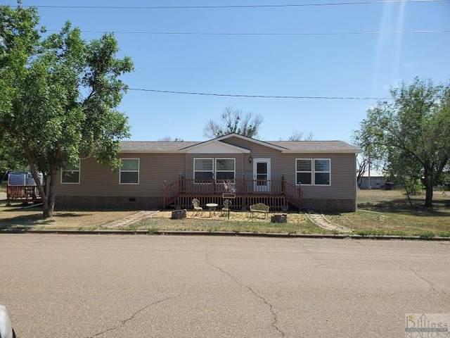 206 W Custer, Baker, MT 59313 (MLS #319937) :: Search Billings Real Estate Group