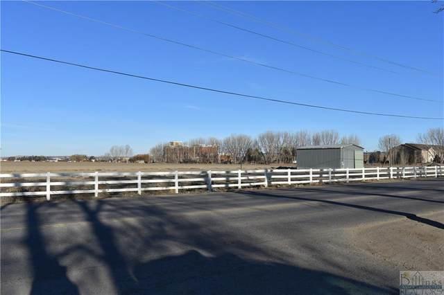 1236 Mullowney Lane, Billings, MT 59101 (MLS #319939) :: The Ashley Delp Team