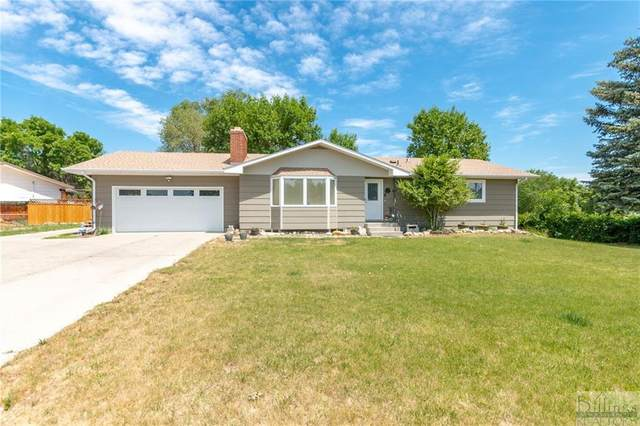 847 Governors Blvd, Billings, MT 59105 (MLS #319940) :: The Ashley Delp Team