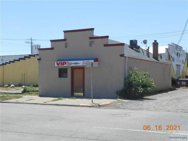 10 N 34th Street, Billings, MT 59101 (MLS #319961) :: MK Realty