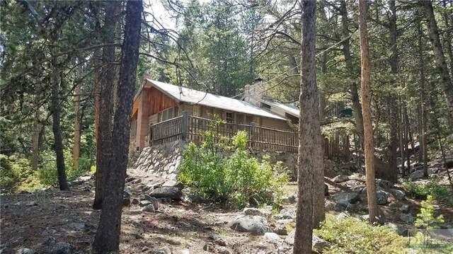 38 Sheep Creek, Red Lodge, MT 59068 (MLS #319973) :: MK Realty