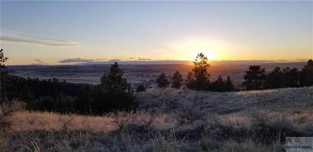 TBD Summit Ridge Rd, Billings, MT 59101 (MLS #319981) :: The Ashley Delp Team