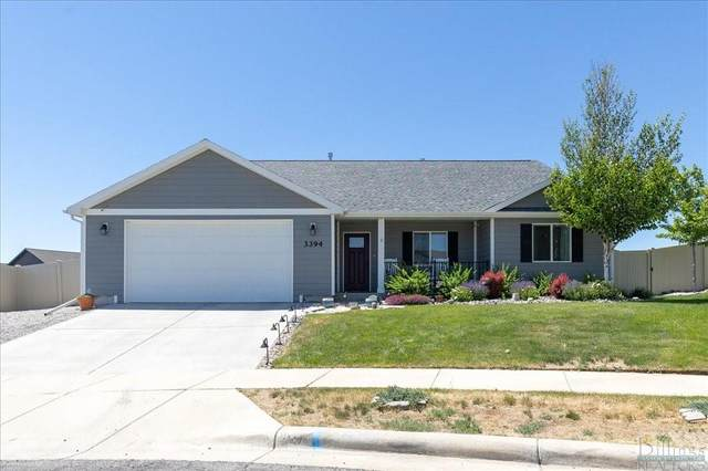 3394 Lucky Penny Circle, Billings, MT 59106 (MLS #320007) :: The Ashley Delp Team