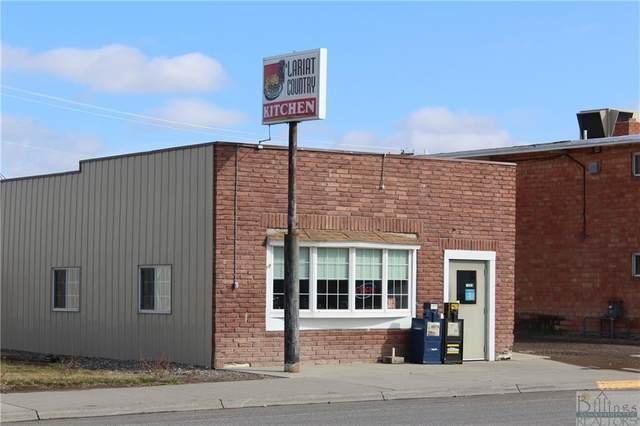 721 N Center Avenue, Hardin, MT 59034 (MLS #320041) :: Search Billings Real Estate Group