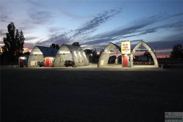 xx 4th Street West, Hardin, MT 59034 (MLS #320042) :: Search Billings Real Estate Group