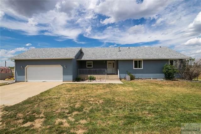 5149 Montana City Drive, Billings, MT 59101 (MLS #320054) :: MK Realty