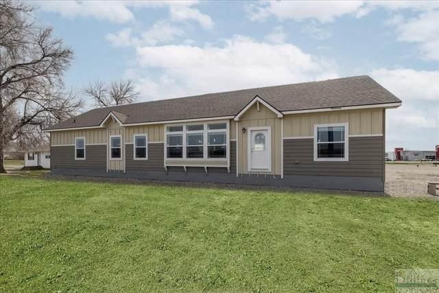3858 Glenn Edward Road, Shepherd, MT 59079 (MLS #320100) :: Search Billings Real Estate Group