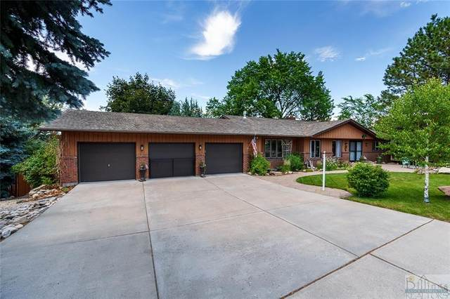3820 Tommy Armour Circle, Billings, MT 59106 (MLS #320124) :: The Ashley Delp Team