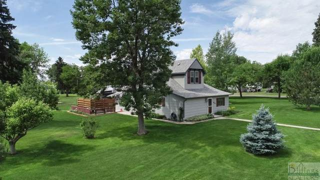 218 W River St, Fromberg, MT 59029 (MLS #320139) :: The Ashley Delp Team