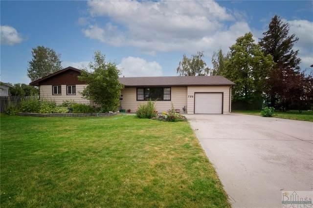 730 2nd S, Hardin, MT 59034 (MLS #320147) :: Search Billings Real Estate Group