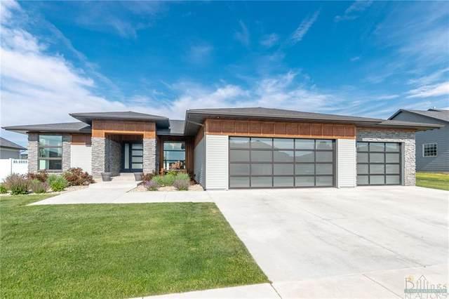 1100 Beringer Way, Billings, MT 59106 (MLS #320148) :: Search Billings Real Estate Group