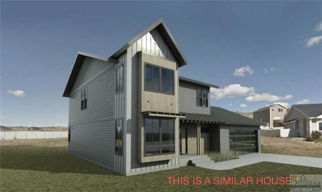 1559 Tania Circle, Billings, MT 59105 (MLS #320159) :: Search Billings Real Estate Group