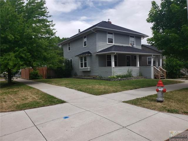 723 N 31st, Billings, MT 59101 (MLS #320189) :: Search Billings Real Estate Group