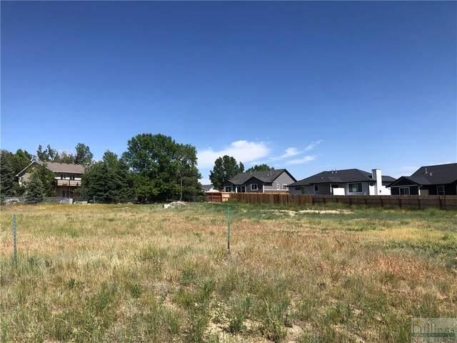 953 Tierra Drive, Billings, MT 59105 (MLS #321290) :: Search Billings Real Estate Group