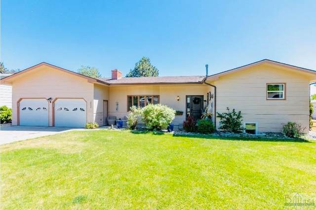 3504 Flagstone Drive, Billings, MT 59102 (MLS #321294) :: Search Billings Real Estate Group