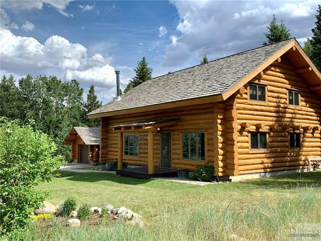 31 Aspen Hollow Road, Red Lodge, MT 59068 (MLS #321311) :: The Ashley Delp Team