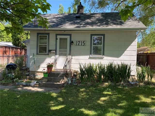 1215 Cook Avenue, Billings, MT 59102 (MLS #321322) :: Search Billings Real Estate Group