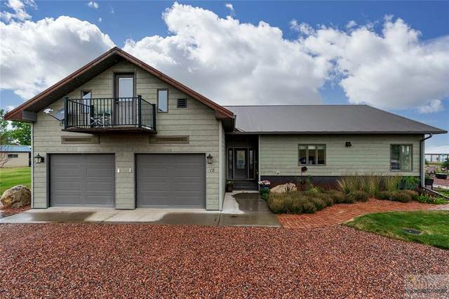 12 4th Street E, Fort Smith, MT 59035 (MLS #321353) :: Search Billings Real Estate Group