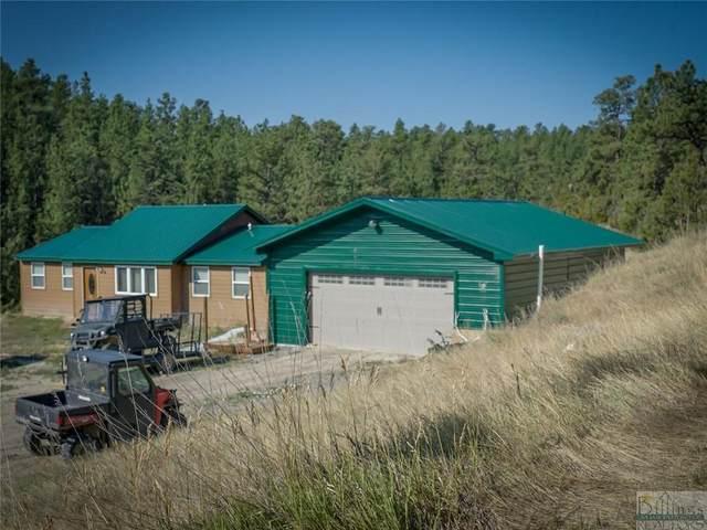 76 Jeffery Mine Road, Roundup, MT 59072 (MLS #321362) :: Search Billings Real Estate Group