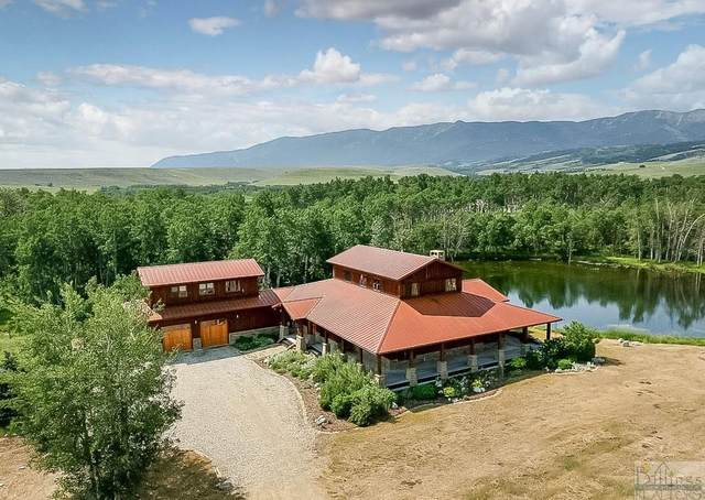 157 Lower Luther Road, Red Lodge, MT 59068 (MLS #321368) :: The Ashley Delp Team