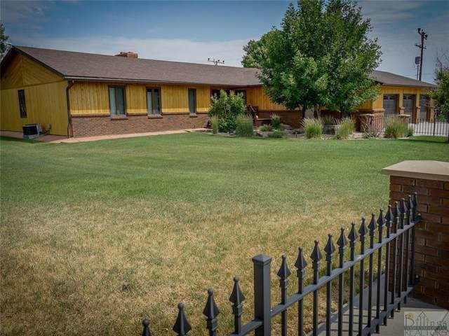1204 2nd St East, Roundup, MT 59072 (MLS #321388) :: Search Billings Real Estate Group