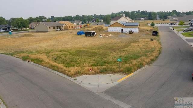 Lot 1 Sapphire Avenue, Billings, MT 59105 (MLS #321396) :: Search Billings Real Estate Group